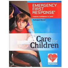 CARE FOR CHILDREN MANUAL